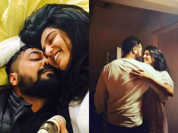 Director Anurag Kashyap Post Pictures With Girlfriend Shubhra Shetty