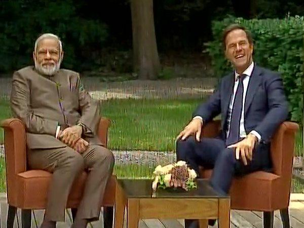 India Netherland Are Good Associates Pm Modi