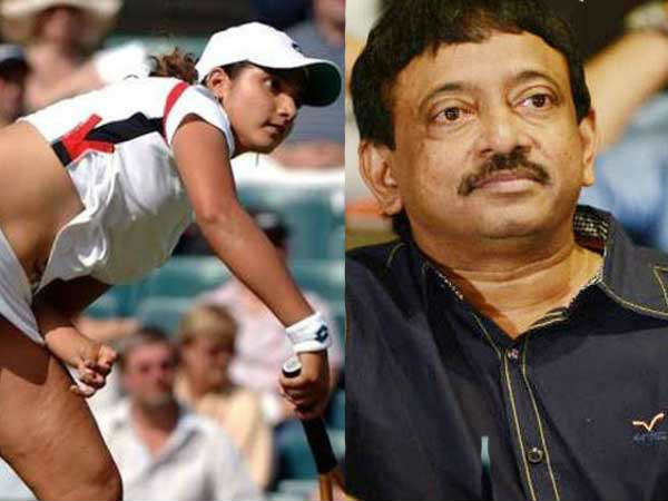Ram Gopal Varma Faces Severe Backlash For Posting Inappropriate Photo Of Sania Mirza