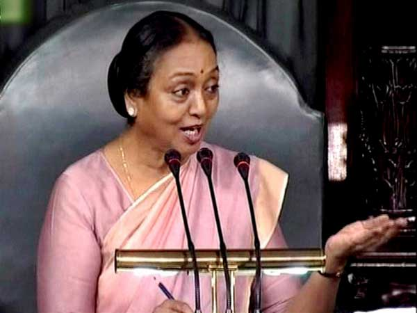 Meira Kumar Is Opposition Candidate Presidential Election