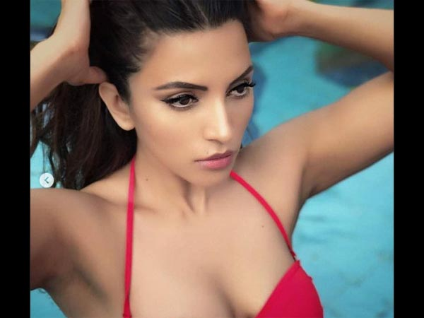 Shama Sikander S Bikini Shoot Would Kill You