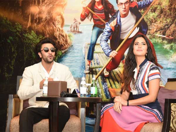 Ranbir Kapoor Makes Fun Of Katrina Kaif Poor Acting Skill Says She Has Not Acted At All