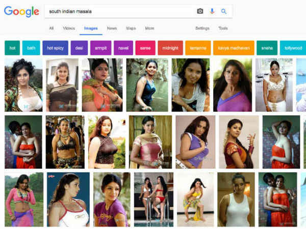 Google What Happen When Type Google Indian Masala