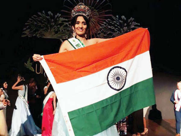 Neepa Singh From Ahmedabad Is Mrs United Nations Classic