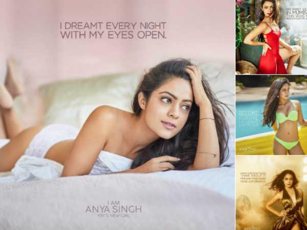 Photos Yashraj Films New Face Anya Singh