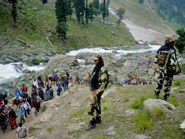Amarnath Yatra Attack Its Just An Accident Said Local Chan