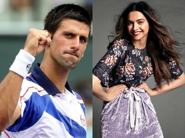 Deepika Padukone Had A Secret Affair With Novak Djokovic