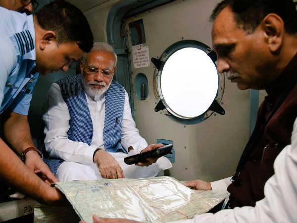 PM મોદી : મને ગુજરાતના લોકોની શક્તિમાં વિશ્વાસ છે