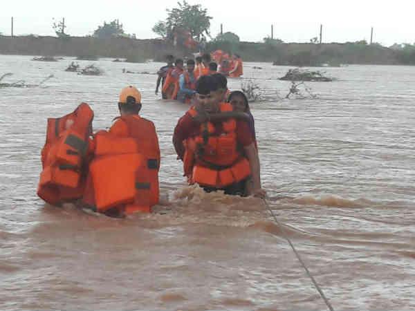Banaskantha Flood Government Details How Much Damage Happened
