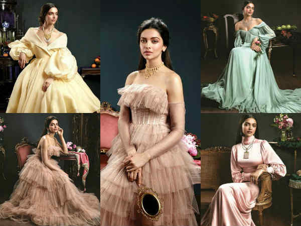 Deepika Padukone S Latest Royal Shoot Is Mind Blowing