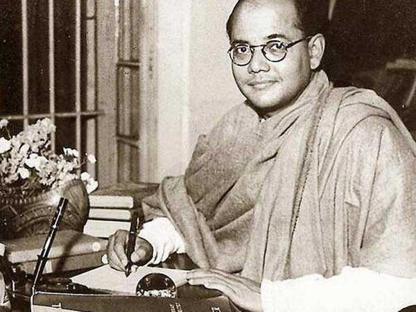 neta subhash chandra bose
