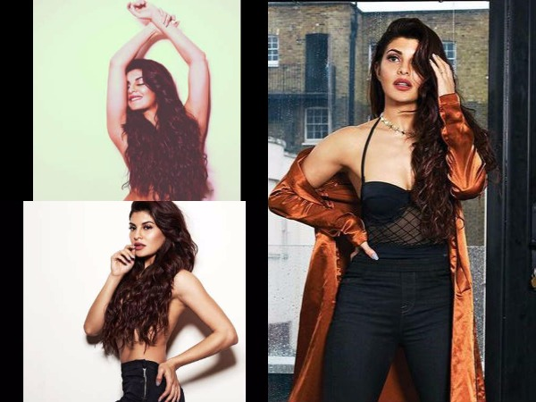 Jacqueline Fernandez Goes Topless In Her Latest Photo Shoot
