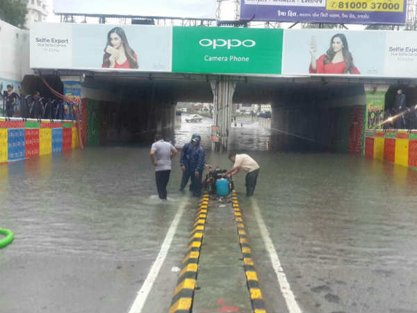 Rajkot 16 Inch Rain Rajkot