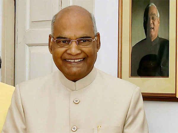 રામનાથ કોવિંદે લીધી શપથ,બન્યા ભારતના 14માં રાષ્ટ્રપતિ