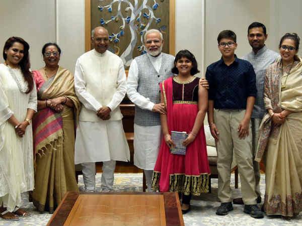 ભારતના 14માં રાષ્ટ્રપતિ બન્યા રામનાથ કોવિંદ