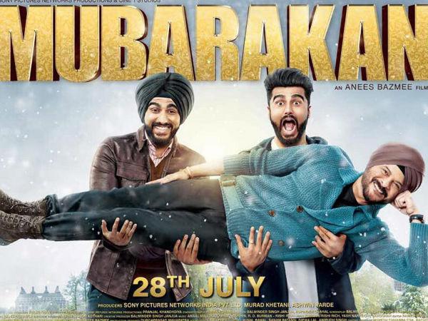 Mubarakan Movie Review Plot Rating