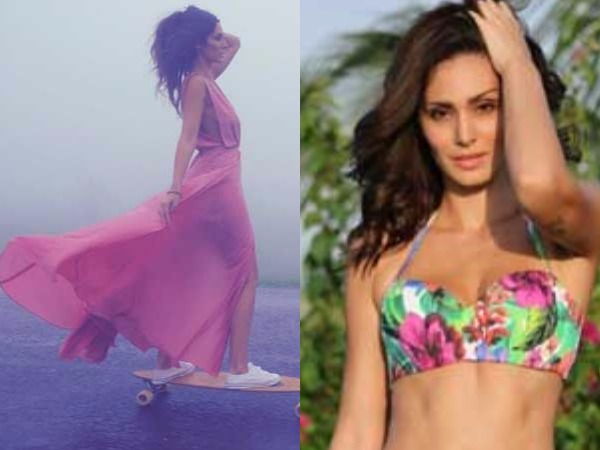 Bruna Abdullah Latest Bikini Pictures