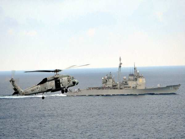 With An Eye On China Malabar Naval Exercise Started