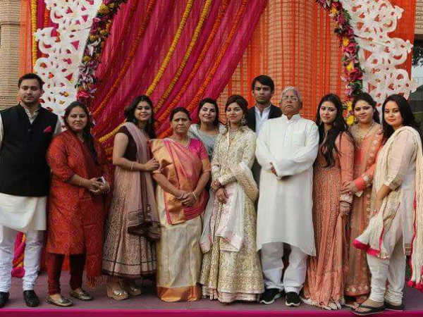 Complete Nexus Exposed Lalu Prasad Yadav His Family