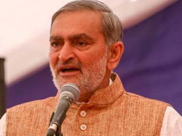 Nalin Kotadiya Mla Bjp Will Not Give Vote Ramnath Kovind