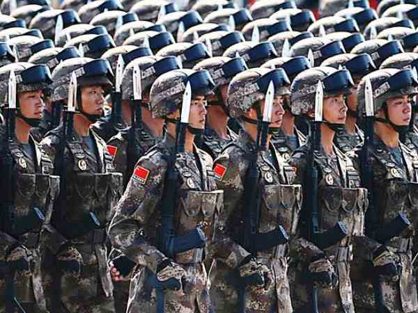 China Army Could Enter Kashmir On Behalf Pakistan