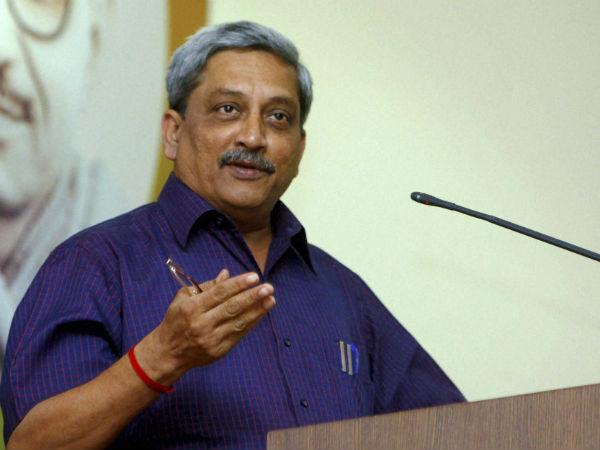 BJPના મનોહર પર્રિકરે કહ્યું બીફની ખોટ નહીં પડવા દઇએ!