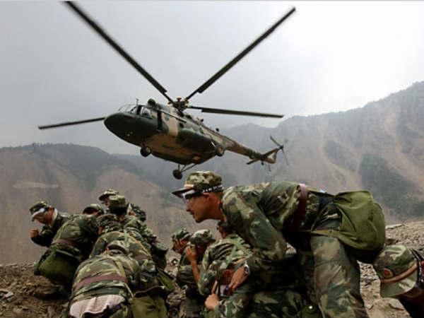 Amidst Doklam Standoff Chinese Incursion Reported Uttarakha