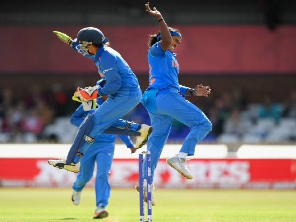 Icc Women World Cup 2017 India Vs Australia 2nd Semi Final