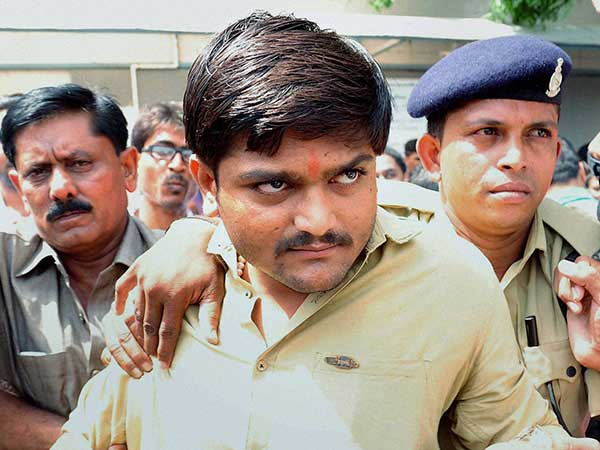 Hardik Patel Arrested Near Anand