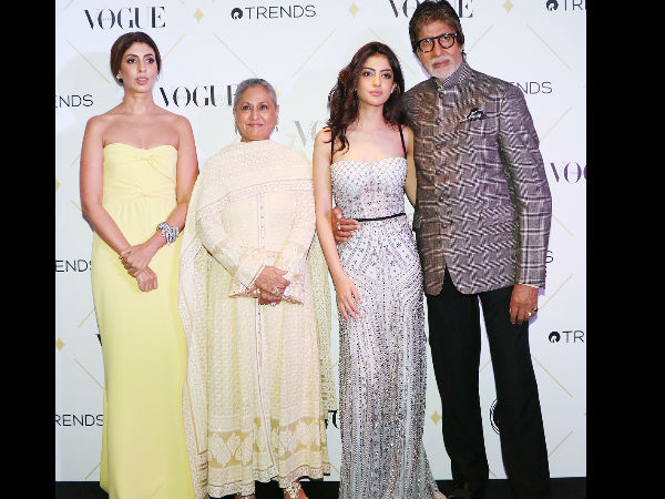 The Bachchans!