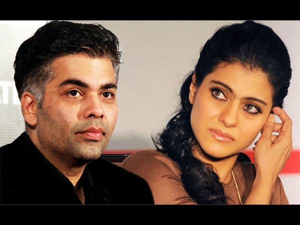 Are Karan Johar Kajol Ready Forget Their Ugly Fight
