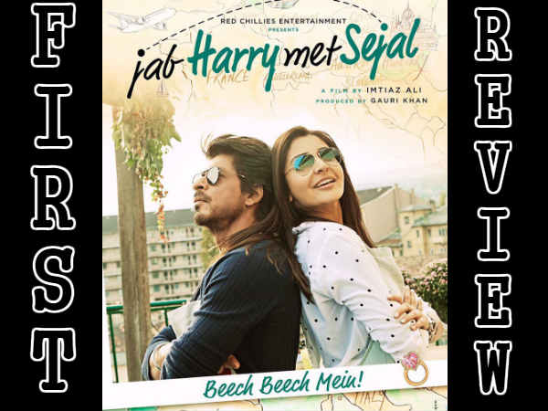 Jab Harry Met Sejal First Review Dubai Crtitic