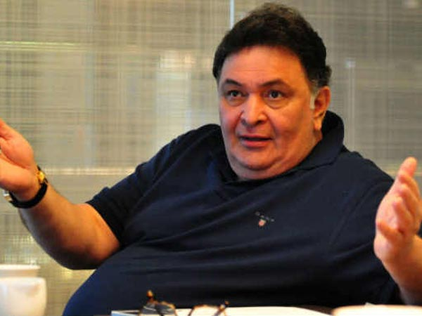 Fir Filed Against Rishi Kapoor Posting Indecent Photo On Twi