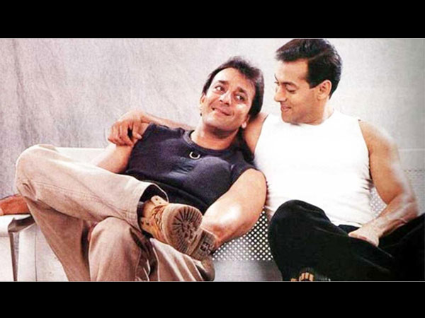 Sanjay Dutt On His Friendship With Salman Khan