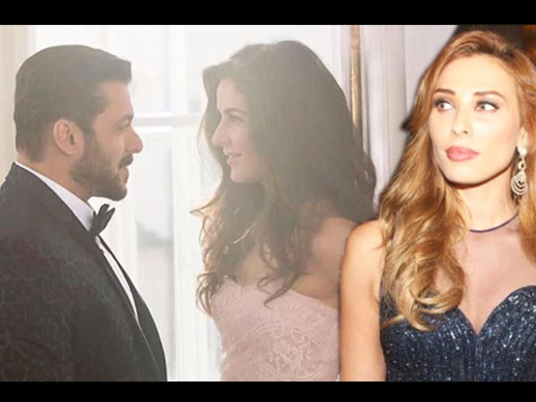 Iulia Vantur Plans To Join Salman Khan And Katrina Kaif For Tiger Zinda Hai Shoot In Abu Dhabi