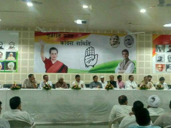 Gujarat Rajya Sabha Election 2017 Congress Facing Worst Time
