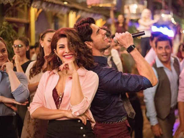 Film Review Sidharth Malhotra Jacqueline Fernandez Starred