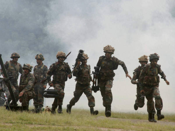 Indian Troops Foil China S Incursion Bid In Ladakh