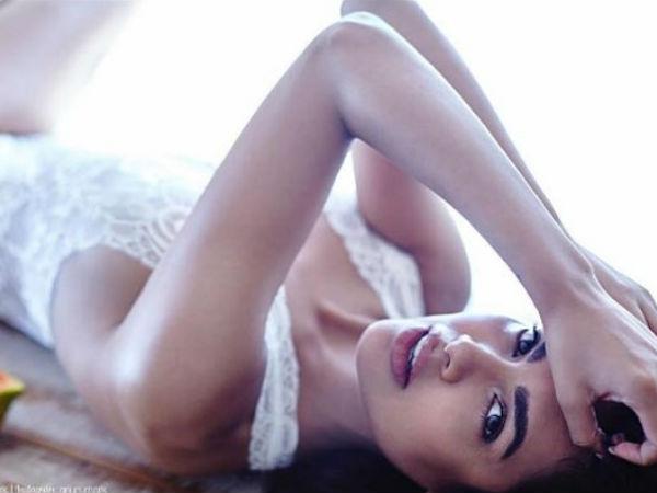 Esha Gupta Posts Semi Naked Photo
