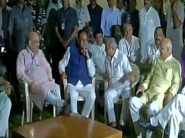 Gujarat Rs Polls Leaders Are Waiting Poll Result Till Now