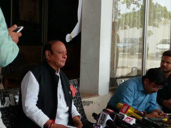 Shankersinh Vaghela Reaction On Ahmed Patel Wins