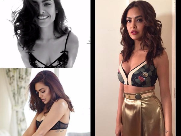 Esha Gupta Latest Hot Pictures