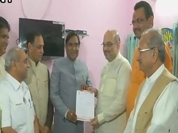 Amit Shah Resigns As Mla From Ahmedabad S Naranpura After Be