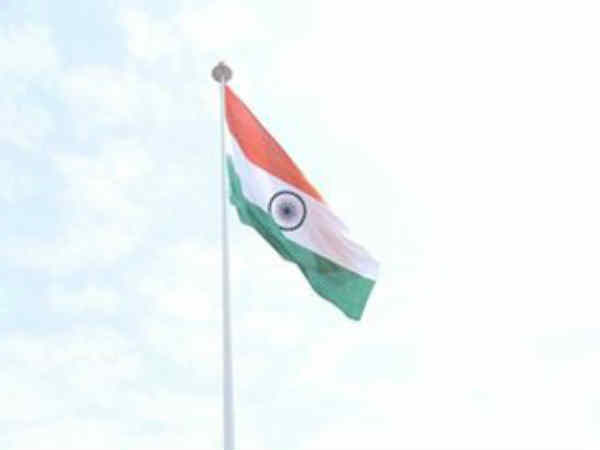 Vadodara Vijay Rupani Dedicated The Highest 67 Meter Flag