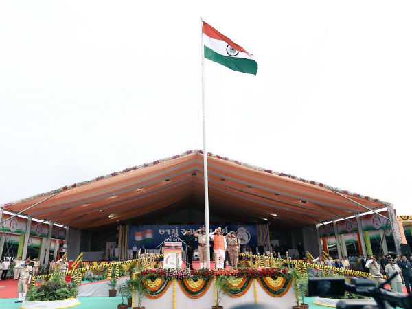 Independence Day Celebration Vadodara Gujarat