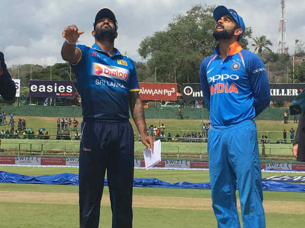 India Vs Sri Lanka 3rd Odi Score Updates