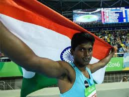 Mariyappan Thangavelu The Golden Paralympian