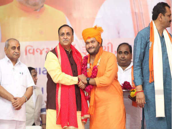 Mansa Mla Amit Chaudhry Joined Bjp