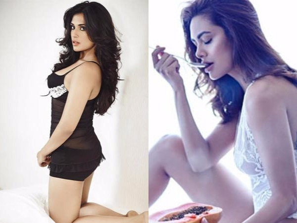 Richa Chadha Esha Gupta Gives It Back Trollers