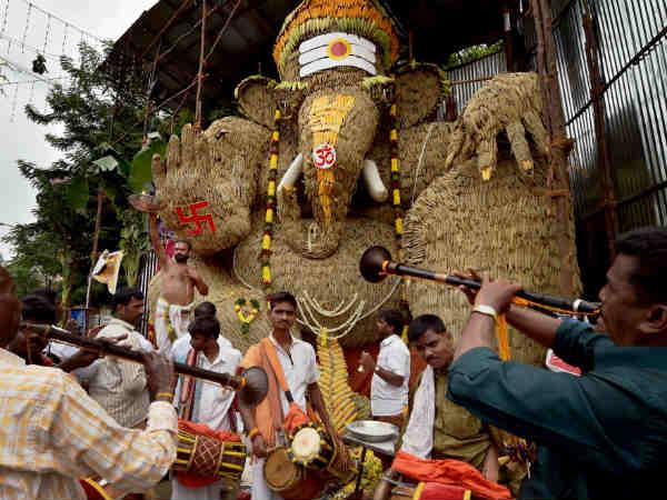 Ganesh Utsav See Various Lord Ganesh Murti From Over India